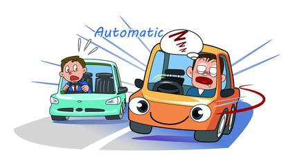 Automatic drive02
