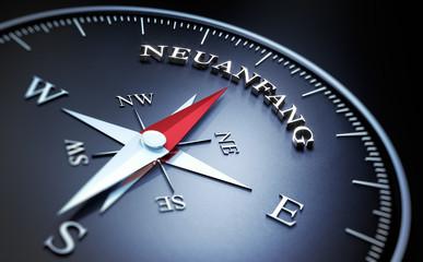 Kompass - Neuanfang