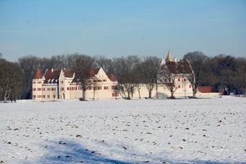 Jagdschloss Grünau in Neuburg