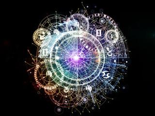 Game of Sacred Geometry