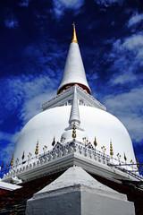 Pagoda of Wat Phra Mahathat Nakhon Si Thammarat