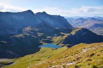 Lac des Cordes (Hautes-Alpes)