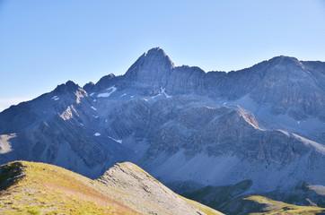 Pic de Rochebrune (Hautes-Alpes)
