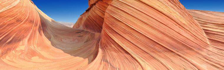 Papiers peints Arizona The Wave, Coyote Buttes North, Utah, Arizona
