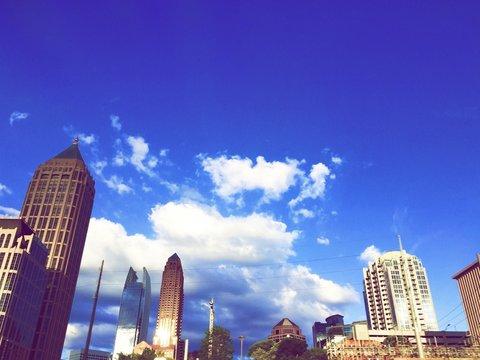 Spring in Atlanta