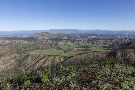 Santa Rosa Valley California