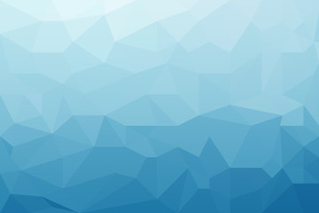 Geometrix Blue ocean texture background.