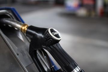 Diesel fuel petrol pump