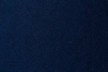 Deep blue leather texture background Wall mural