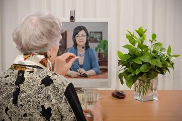Doctor-patient telemedicine relationship