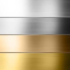 Metall Texturen