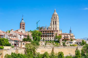 Segovia Old town