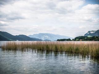 Le Lac du Bourget à Aix-les-Bains