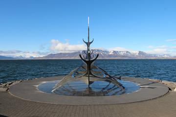 Sæbraut, Reykjavik, Island