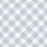 Green and White Striped Gingham Tile Pattern Repeat Background