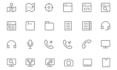 User Interface Icons 19