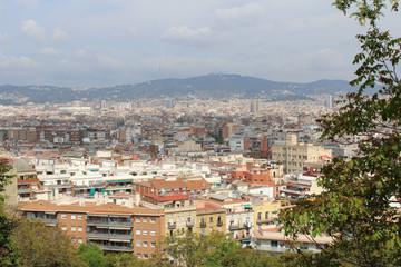 Barcelona Panorama, Spain