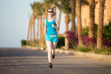 Running training outside
