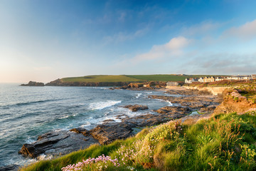 Summer on the Cornwall Coast