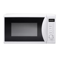microwave white