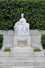 Sissi Denkmal, Wien Volksgarten