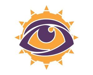 Eye Sun Logo