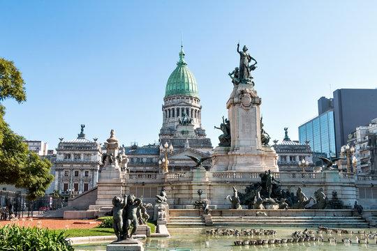 Congreso de la Nación Argentina, Buenos Aires Argentinien