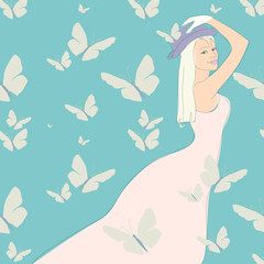 Fashion, Butterfly