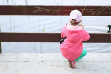 Dziewczynka z aparatem