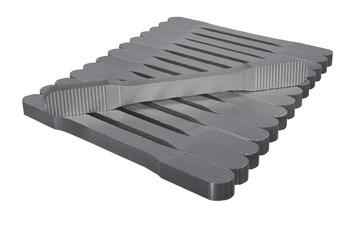 Tensile test bar shape