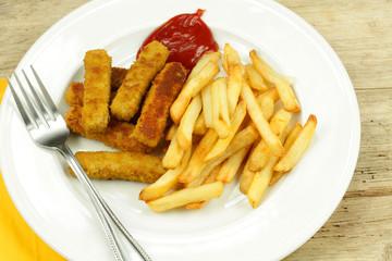 frites de poulet 02062015