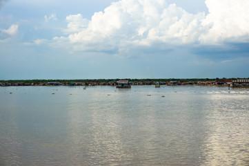 Tonle SAP lake Cambodia