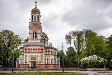 Alexander Nevsky Orthodox Church. Poland