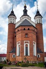 Suprasl Monastery Orthodox Church