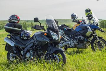 Moto travel.