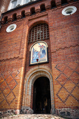 Entrance of Suprasl Orthodox Monastery