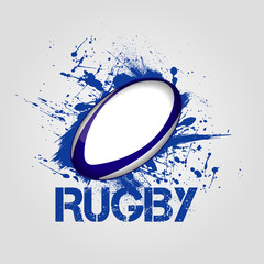 background rugby