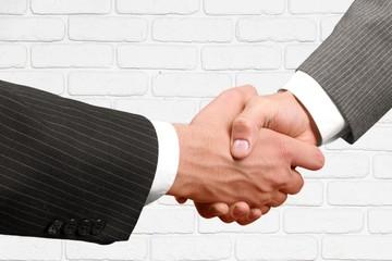 Handshake, Business, Human Hand.