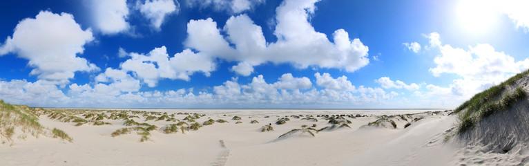 Wittdüner Strand auf Amrum