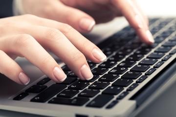 Keyboard, desktop, using.