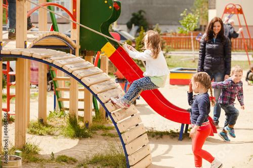 planning a playground video