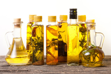 Spicy oils