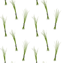 Chives pattern