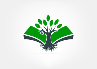 Tree Book Logo