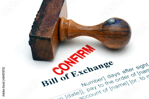 Bill of exchange stock photo and royalty free images on fotolia bill of exchange thecheapjerseys Image collections