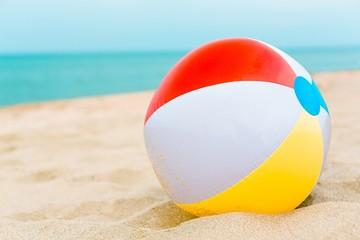 beach ball in sand. Simple Beach Beach Ball Beach Ball With Ball In Sand