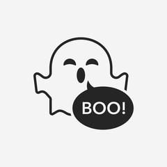 halloween monster icon