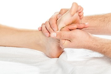 Reflexology, Physical Therapy, Massaging.
