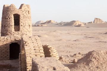 Shahdad desert