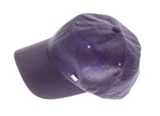 baseball cap  on white background.